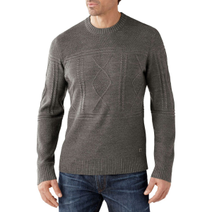 SmartWool Cheyenne Creek Cable Sweater Mens