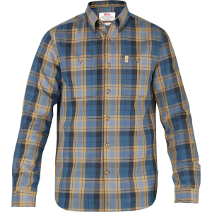 Fjallraven Kiruna Heavy Twill Shirt Long Sleeve Men's