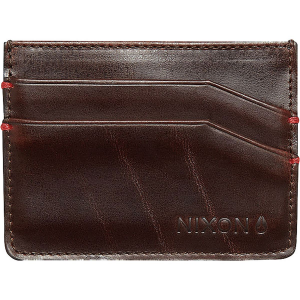 Nixon Legacy Card Wallet Men's