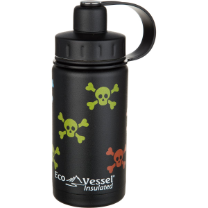 Eco Vessel Twist Triple Insulated Stainless Steel Bottle With Screw Cap Kids 13oz