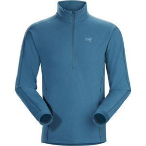 Arc'teryx Delta LT Zip Neck Top Men's