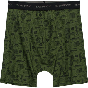 ExOfficio Give-N-Go Printed Boxer Brief - Men's