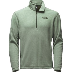 The North Face TKA 100 Microvelour Glacier 1/4 Zip Top Men's