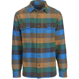 Woolrich Oxbow Bend Modern Flannel Shirt Men's