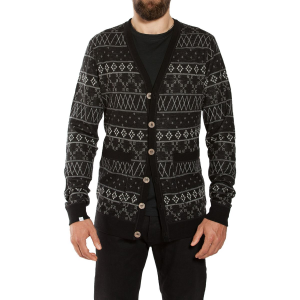 We Norwegians Rekkjer Cardigan Sweater Men's