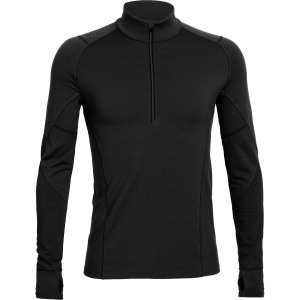 Icebreaker BodyFit 200 Zone Zip Neck Top Men's