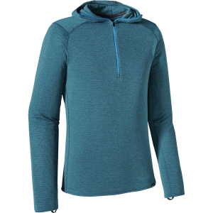 Patagonia Capilene Thermal Weight Hooded Zip Neck Top Men's