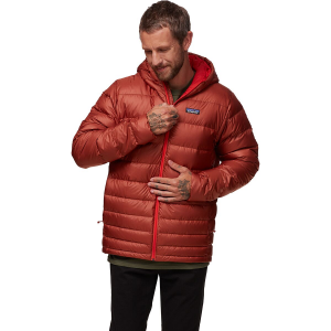 Patagonia Hi Loft Hooded Down Jacket Men's