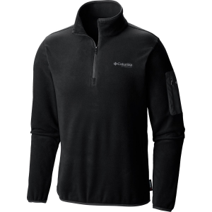 Columbia Titan Pass 10 Half Zip Fleece Jacket Mens