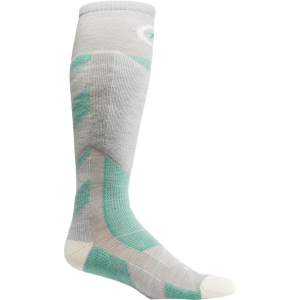 Farm To Feet Park City Midweight Ski Chevron Knit Sock Women's