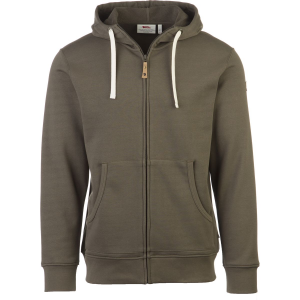 Fjallraven Ovik Hooded Fleece Jacket Mens