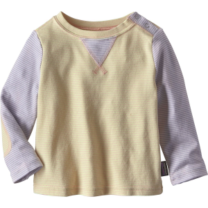 Patagonia Baby Cozy Cotton Crew Long Sleeve Infant Girls'