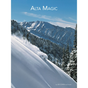 Lee Cohen Photography Alta Magic Book