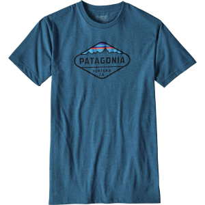Patagonia Fitz Roy Crest T Shirt Men's