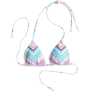 Roxy Reversible Tiki Triangle Bikini Top Women's