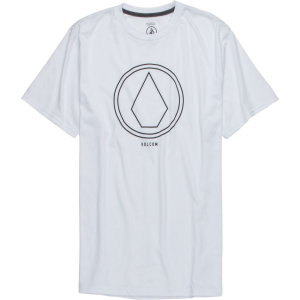 Volcom Pin Line Stone Slim T Shirt Short Sleeve Men's