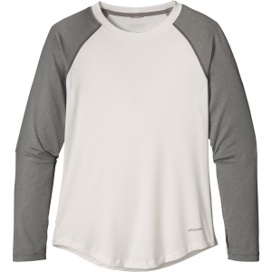 Patagonia Tropic Comfort Crew Long Sleeve Women's