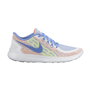 Nike Free 5.0 Running Shoe Girls'