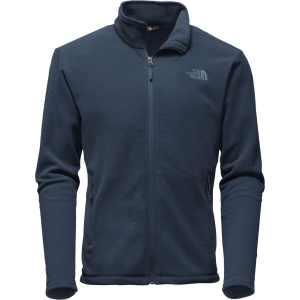 The North Face Texture Cap Rock Full Zip Fleece Jacket Men's