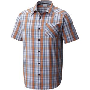 Columbia Decoy Rock II Shirt Short Sleeve Mens