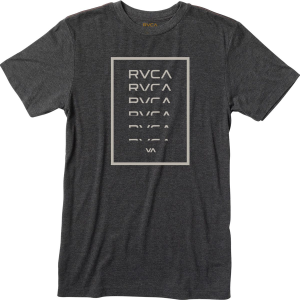 RVCA Diminished Slim T Shirt Short Sleeve Mens