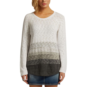 Indigenous Designs Ombre Pullover Sweater Women's