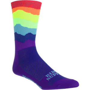DeFeet Ridge Supply Skyline Aireator Hi Top 6in Sock