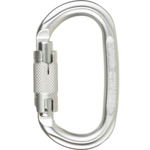 Cypher Oval Locking Carabiner