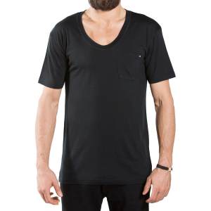 We Norwegians BaseOne Scoop-Neck T-Shirt - Men's