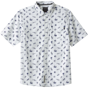 Kavu Festaruski Shirt Short Sleeve Men's