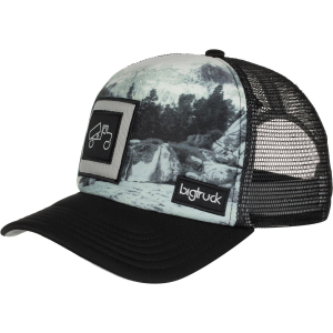 Bigtruck Brand Original Outdoor Mountain Peak Trucker Hat
