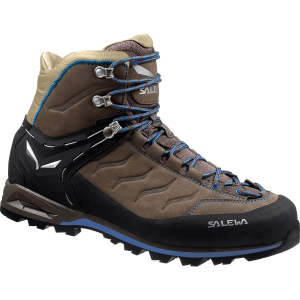 Salewa Mountain Trainer Mid Leather Backpacking Boot Men's