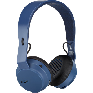 The House Of Marley Rebel Blue Tooth Headphone