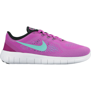Nike Nike Free Running Shoe Girls'