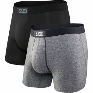 Saxx Vibe Modern Fit Boxer 2 Pack Men's