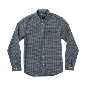 RVCA That'll Do Twist Long Sleeve Shirt Men's