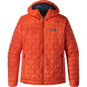 Patagonia Nano Puff Hooded Insulated Jacket Men's