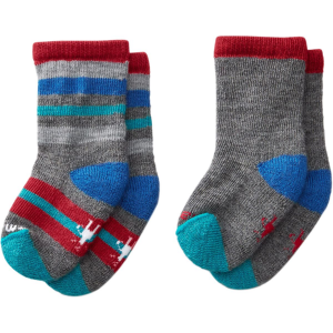 SmartWool Sock Sampler 2 Pack Toddler & Infants'