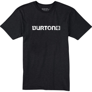 Burton Logo Horizontal Slim T Short Sleeve Shirt Men's