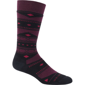 Icebreaker Lifestyle Baujacq Medium Over the Calf Sock Women's