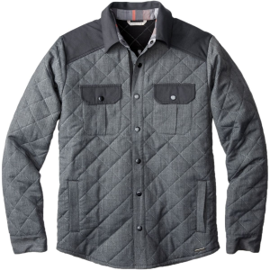 SmartWool Summit County Quilted Shirt Jacket - Men's