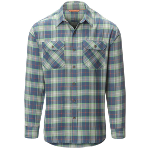 Basin and Range Woodside Plaid Midweight Quick Dry Flannel Shirt Men's