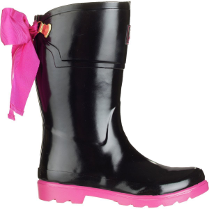 Joules Evedon Bow Welly Boot Girls'