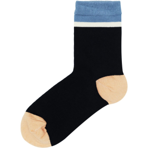 Hansel From Basel Toe Stripe Crew Socks Women's