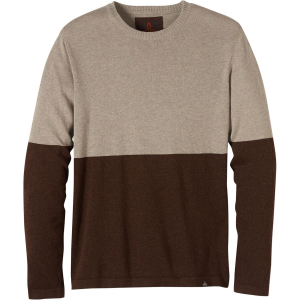 Prana Color Block Crew Sweater - Men's