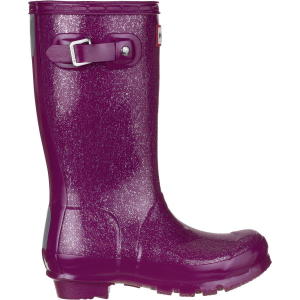 Hunter Boot Original Glitter Finish Boot Little Girls'