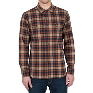 Volcom Martens Flannel Shirt Men's