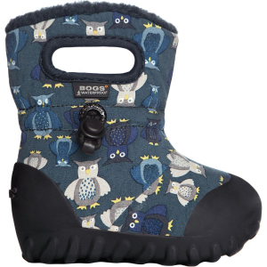 Bogs B Moc Puff Owl Boot Little Boys'