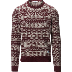 Penfield Duntara Fairisle Crew Sweater Men's