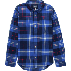 Joules Hamish Shirt Long Sleeve Boys'